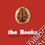 (LP VINILE) Thought for food lp vinile di BOOKS