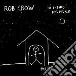 (LP VINILE) He thinks he's people lp vinile di Rob Crow