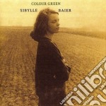 COLOUR GREEN                              cd musicale di Baier Silbylle