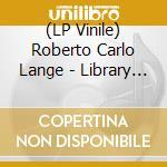 (LP VINILE) LIBRARY CATALOG MUSIC SERIES: MUSIC FOR   lp vinile di Roberto carlo Lange