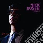 Violet cd musicale di Nick Rosen