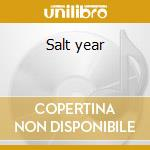 Salt year cd musicale di Chris Bathgate