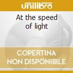 At the speed of light cd musicale di Volta do mar