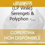 (LP VINILE) TERRADACTYL                               lp vinile di SERENGETI & POLYPHON