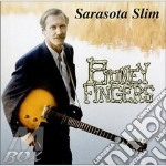 Boney fingers cd musicale di Slim Sarasota