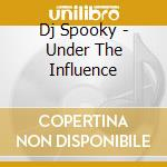UNDER THE INFLUENCE cd musicale di DJ SPOOKY