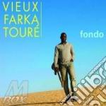 Vieux Farka Tourev - Fondo cd musicale di VIEUX FARKA TOURE