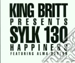 HAPPINESS cd musicale di SYLK 130