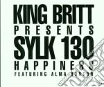 Sylk 130 - Happiness cd musicale di SYLK 130