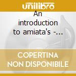 An introduction to amiata's - new age of cd musicale