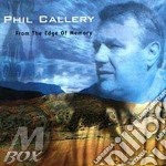 From the edge of memory - cd musicale di Callery Phil