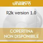 R2k version 1.0 cd musicale di Revolution Dj