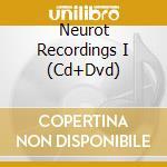 Neurot recordings i-a.v.-cd+dvd cd musicale di ARTISTI VARI