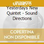 QUINTET cd musicale di YESTERDAYS NEW