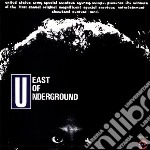 East of underground - hell below cd musicale di Artisti Vari