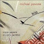 Trio - cd musicale di Pavone Michael