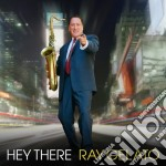 HEY THERE cd musicale di GELATO RAY