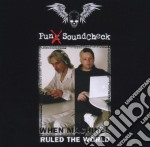 Punx Soundcheck - When The Machines Ruled The World cd musicale