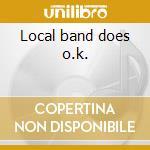 Local band does o.k. cd musicale di Umphrey's mc gee