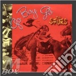 Go, boy, go! - cd musicale di Spurs The