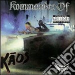 Plasmatics - Wendy O Williams - Kommander Of Kaos cd musicale di WENDY O WILLIAMS