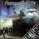 Kommander of kaos cd musicale di WENDY O WILLIAMS