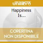HAPPINESS IS... cd musicale di RAVA ENRICO JAZZPAR 2002 SEXTET