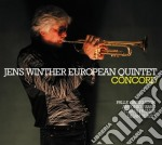 Jens Winther European Quintet - Concord cd musicale di Jens winther europea