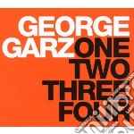 One two three four cd musicale di Garzone George