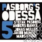 Odessa 5 - Pasborg's cd musicale di Odessa 5