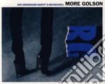 More golson cd musicale di Jens sondergaard 4te