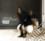 Move this cd musicale di Johansen Jonas
