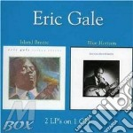 Island breeze/blue horiz. cd musicale di Eric Gale