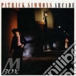 Arcade cd musicale di Simmons Patrick