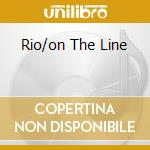 RIO/ON THE LINE cd musicale di LEE RITENOUR