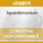 Japandemonium cd musicale di Mr.big