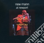 New mann at newport cd musicale di Herbie Mann