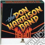 Red hot cd musicale di Don harrison band