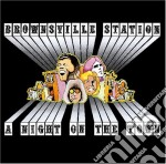 A night on the town cd musicale di Station Brownsville