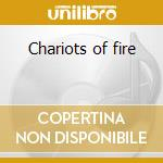 Chariots of fire cd musicale di Watts Ernie
