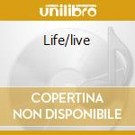 Life/live cd musicale di Lizzy Thin