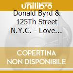 Love bird cd musicale di Donald Byrd