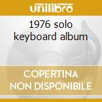 1976 solo keyboard album cd musicale di George Duke