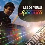 Spectrum cd musicale di Les de merle