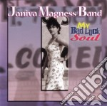 Janiva Magness - My Bad Luck Soul cd musicale di Janiva magness band