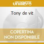 Tony de vit cd musicale di Underground Global