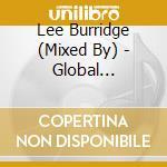 NUBRED:GLOBALUNDERGROUND cd musicale di BURRIDGE LEE