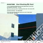 STAR BREAKING MY HEART cd musicale di MANITOBA