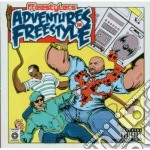 CD - FREESTYLERS - ADVENTURES IN FREESTYLE cd musicale di FREESTYLERS