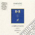 LIVE IN AMERICA 1985                      cd musicale di A CERTAIN RATIO